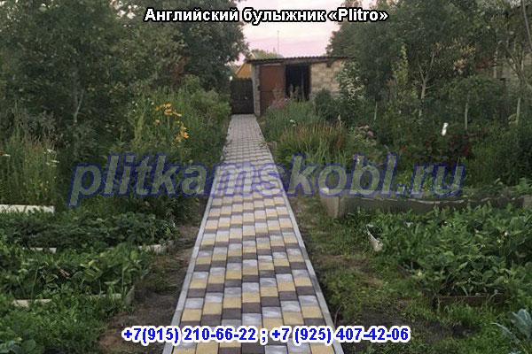 Английский булыжник: производство и укладка в Московской области