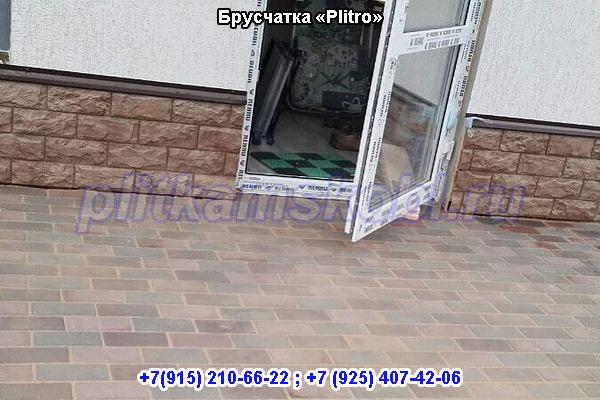 Укладка тротуарной плитки в Орехово-Зуевском районе