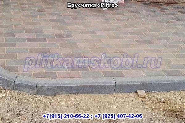 Укладка тротуарной плитки в Егорьевском районе